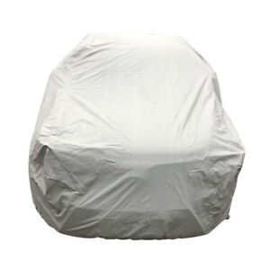 Outdoor Waterproof Dustproof Uv Protection Universal Car Cover Gray For Jeep