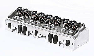 Dart 127322 Shp Small Block Chevy Aluminum Cylinder Heads