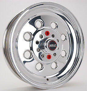 Weld Racing Wheels 90 54340 Weld Draglite 15x3 5 5x4 5 4 75 1 375 Bs