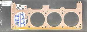 Sce Gaskets Small Block Mopar Copper Cylinder Head Gasket 2 Pc P N P69064
