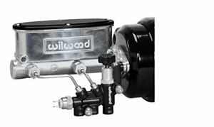 New Wilwood Aluminum Tandem Chamber Master Cylinder With Adjustable Combination
