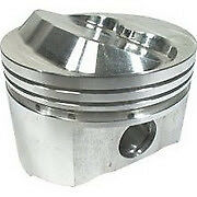 Sportsman Racing Products 139832 43cc Domed Piston Set For Big Block Chevy
