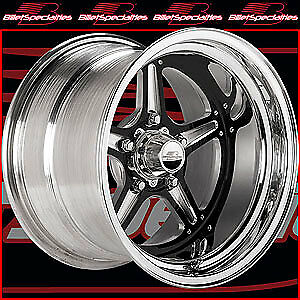 Billet Specialties Brs035406522n Street Lite Black Wheels