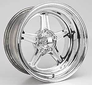 Billet Specialties Rs035806135n Street Lite Polished 15 X 8 Inch Wheel