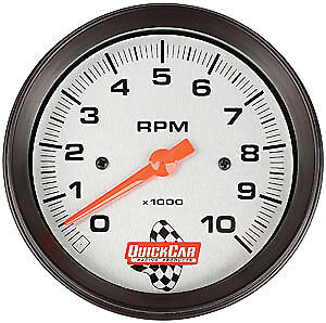 Quickcar Racing Products 611 6002 Quickcar Remote Recall Memory Tachometers