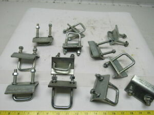 Unistrut P2786 5 C channel Strut Beam Clamp Lot Of 12
