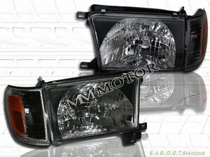 1999 2000 2001 2002 Toyota 4 Runner Headlights Corner
