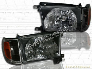 1996 1997 1998 Toyota 4 Runner Headlights Corner