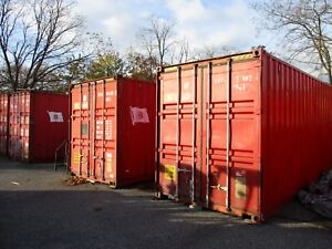 40ft High Cube Steel Cargo Storage Container In Wyandanch New York 11798