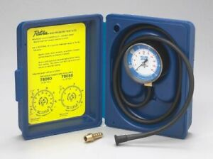 Yellow Jacket 78055 Gas Pressure Test Kit