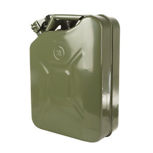 Rugged Ridge For Jerry Can Green 20l Metal 17722 30