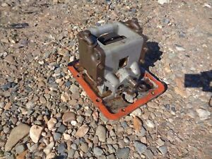 Ford Tractor 8n Hydraulic Pump Dated 1950