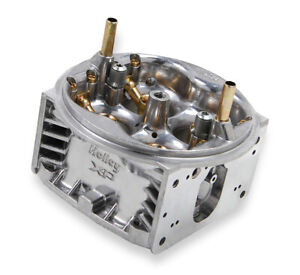 Holley 134 313 Ultra Xp Replacement Main Body 750 Cfm Shiny