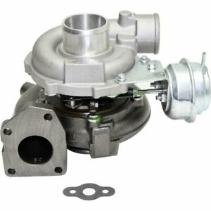Turbocharger For 2005 2006 Jeep Liberty Chrome For 2 8l Engine