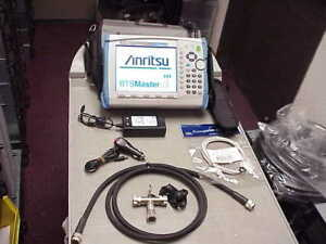 Anritsu Mt8221b Bts Master 2 Port Cable And Antenna Analyzer With Cpri Lte Opts
