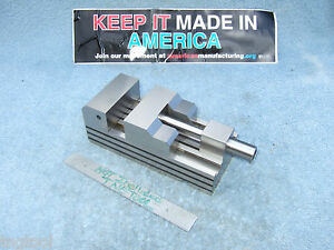 Sine Grind Vise Ideal Tool Co Toolmaker Made Copy Rare Inspection Quality Grind