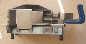 Commercial Tomato Slicer Sysco used 1 4 U s a Cutting Machine