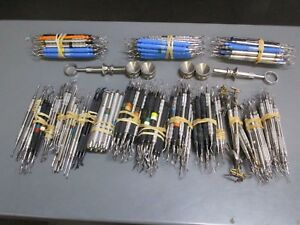 Quality Used Lot Of Dental Instruments Scapers Etc Fully Inspected