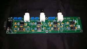 Lumenis Derma 20 Laser Replacement Ps Pc 600 1400 Pcb Board Medical Skin Patient