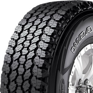4 New 255 70 16 Goodyear Wrangler All terrain Adv W Kevlar 640ab Tires 2557016