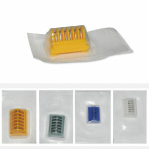 120pcs Disposable Titanium Clip Hemoclip Laparoscopic Clip Applier Applicator L