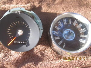 1961 1962 1963 Ford Thunderbird Dash Speedometer Cluster 61 62 63 Convertible