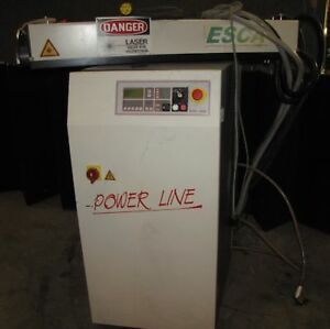 Rofin Sinar Powerline Power Line Rs marker 1143560 Laser Engraver 2350
