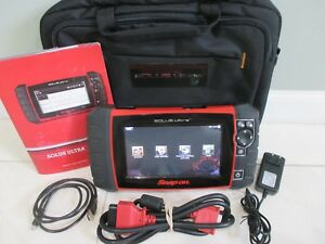 Snapon Solus Ultra Touch Diagnostic Full Function Scanner Nice