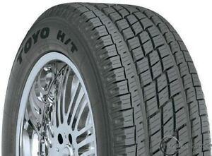 Toyo Tire Open Country H T Radial Tire 275 60r20