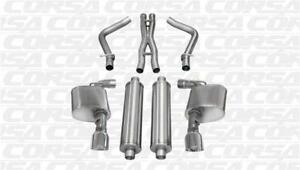 Corsa 14463 Exhaust Systems