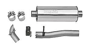 Dynomax 39522 Bolt On Cat Back Exhaust Systems For Trucks And Suvs