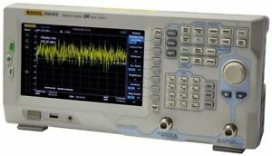 Rigol Dsa815 Spectrum Analyzer No Tracking Generator