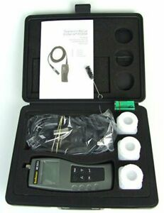 Ysi Ec300acc 01 Conductivity Meter Kit Ec300a 1m Probe cable And Carrying Case