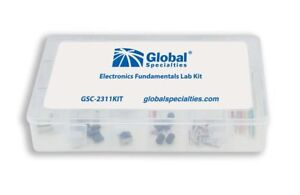 Global Specialties Gsc 2311kit Electronics Fundamentals 2nd Edition Lab Kit