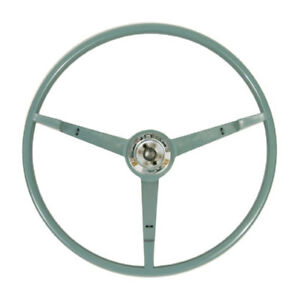 Steering Wheel Standard Blue 1966 Mustang