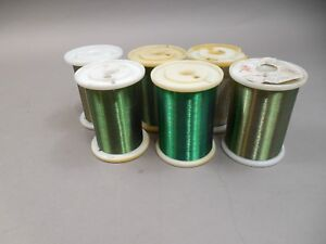 Magnet Wire 46 Gauge Awg Enameled Copper Coil Winding 9 lbs