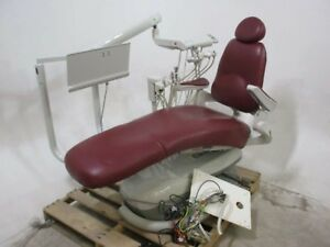 Pelton Crane Sp30 Dental Exam Chair W Operatory Delivery 71567 Best Price