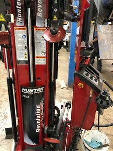 Hunter Tire Changer