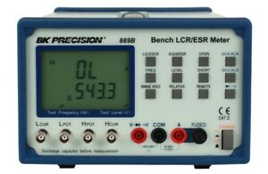 Bk 889b Bench Lcr esr Meter With Component Tester
