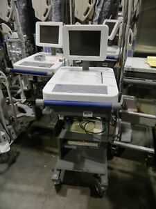 Quinton burdick Eclipse Premier Ekg Unit With Cart tested