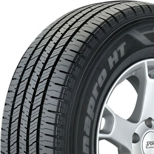 2 New 235 75 15 Hankook Dynapro Ht All Season 700ab Tires 2357515