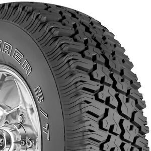 4 New 33x12 50r17lt Cooper Discoverer S t All Terrain 8 Ply D Load Tires