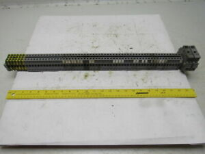 Entretec 50 Gray 5120 Terminal Blocks W 6 5005 m10 10 p Grounds Lot Of 56