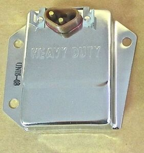 New 1971 87 Chrysler Dodge Plymouth Electronic Voltage Regulator 3438150