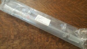 New Ace Glass 200mm Liebig Condenser no Hold Up 24 40 Joints 10mm Hose Barbs