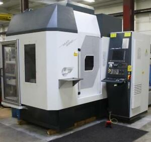 Haas Multigrind Ht 5 axis Cnc Tool And Cutter Grinder Lmc 33296