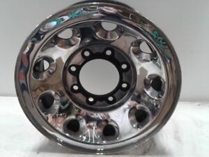 2004 Ford F250 Super Duty 16x7 Single Chrome Clad Wheel Oem