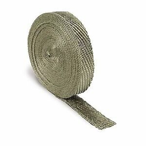 Dei 010126 Titanium Exhaust Header Wrap Heat Shield 1 X 50 Ft