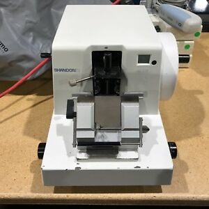 Shandon As325 Microtome With Knife