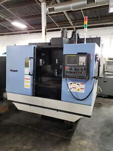 Doosan Mv 3016ld Cnc Vertical Machining Center